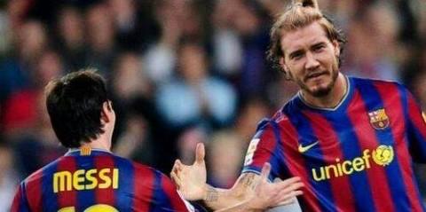 Bendtner gets his wish!