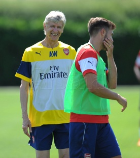 wenger and ramsey
