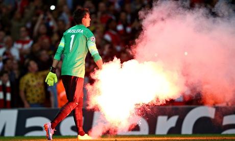 Arsenal v Galatasaray