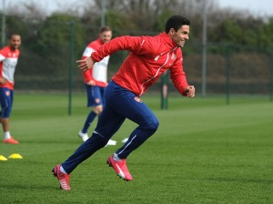 arteta back