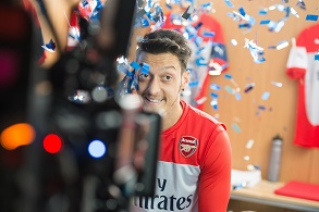 Ozil - BT Sport Europe Advert