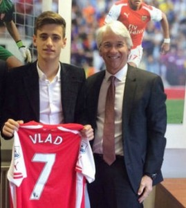 vlad-dragomir-to-Arsenal