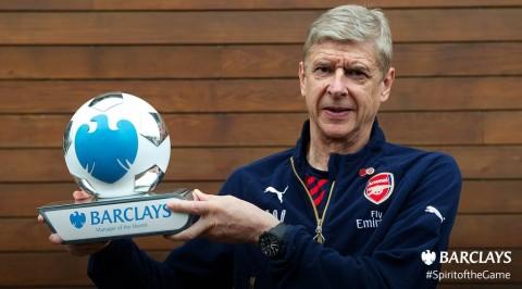 Congrats Arsene! and Arsenal!