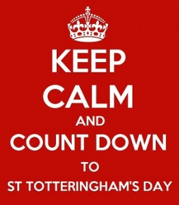 St.Totteringhams day Keep calm