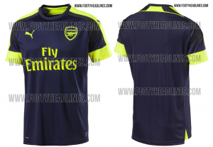 Leaked third kit