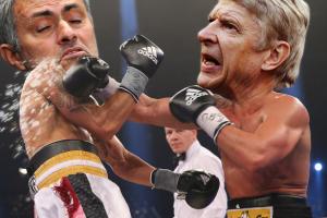 Man United v Arsenal