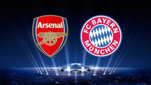 ArsenalvBayernMunich Justarsenal.com