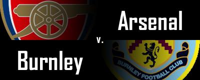 JustArsenal v Burnley