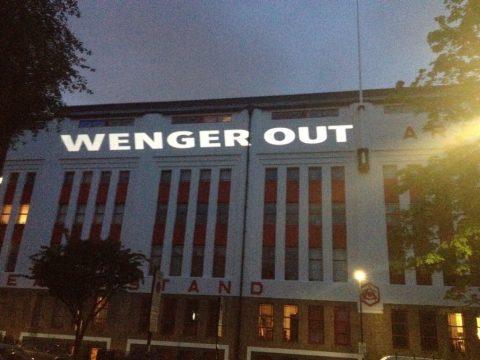 WengerOut Highbury