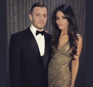 Jack Wilshere Wedding