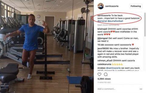 Santi-Cazorla-injury-update