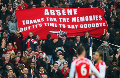WengerOut Banner