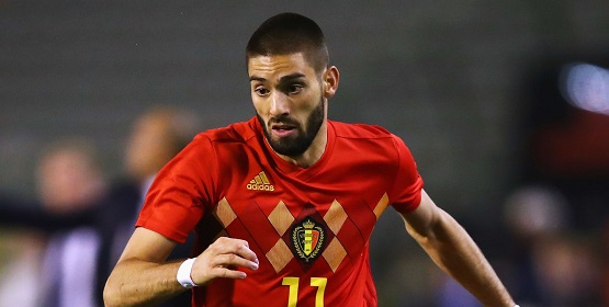 Arsenal finalising details of Yannick Carrasco deal as Italian reporter reveals agreement