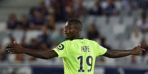Manchester United Dealt Napoli Blow Over Transfer Of Nicolas Pepe