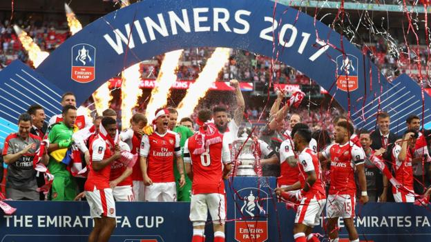 The Fa Cup Final Means Arsenal Will Finish The Season On A High Point Sorry Chelsea No Chance Just Arsenal News