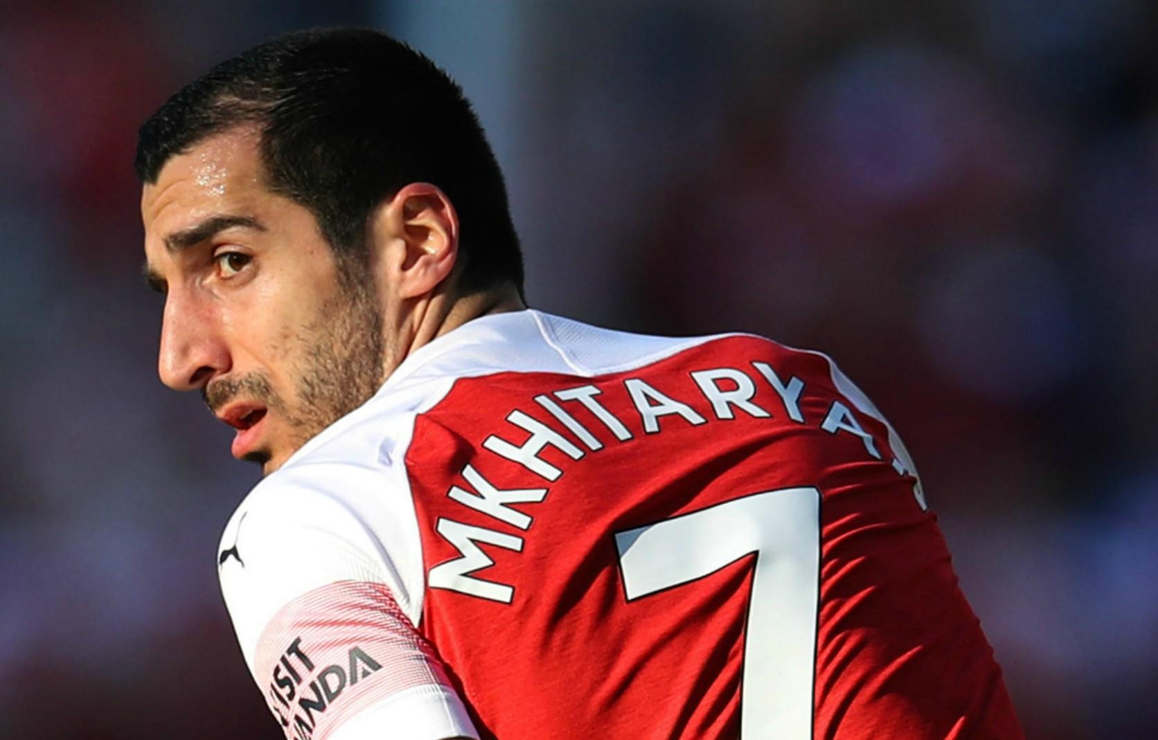 Arsenal news: Mkhitaryan tweet on Man Utd Europa League win
