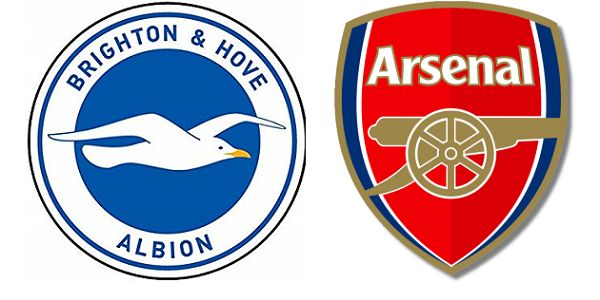 Brighton v Arsenal