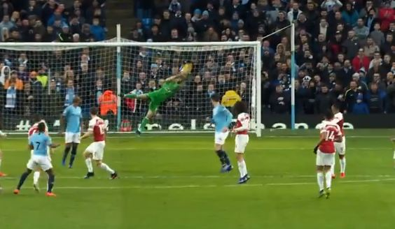 Arsenal News: Bernd Leno Great Saves Video Compilation