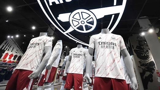 Respect To Adidas For Arsenal S New Away Kit Just Arsenal News