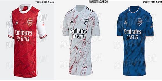 Now All The Adidas Arsenal Shirts Are Released What S Your Verdict Just Arsenal News