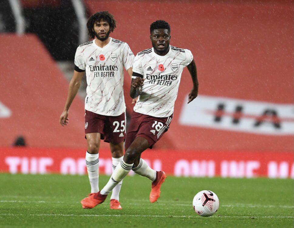 Opinion: Does it make sense to play Xhaka, Partey and Elneny together? -  Just Arsenal News