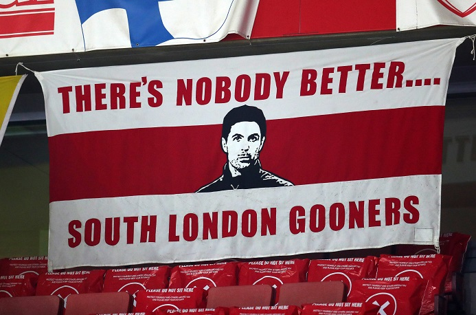Arsenal fans need to find their souls again and get behind the team