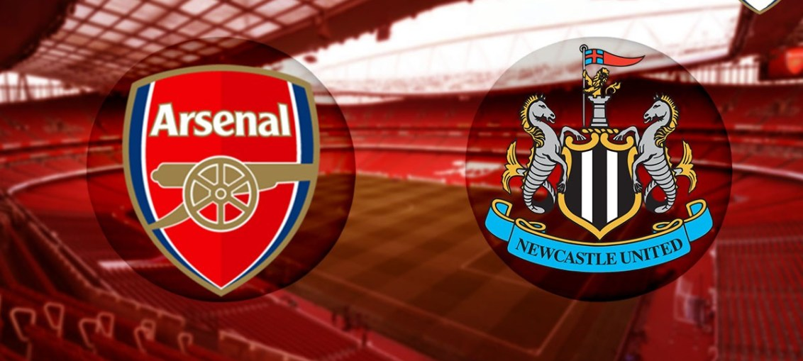 Image Confirmed Arsenal Team To Take On Newcastle Just Arsenal News
