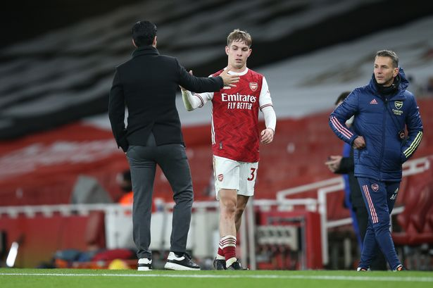 Arsenal Youngster Named As One To Watch This Season Just Arsenal News