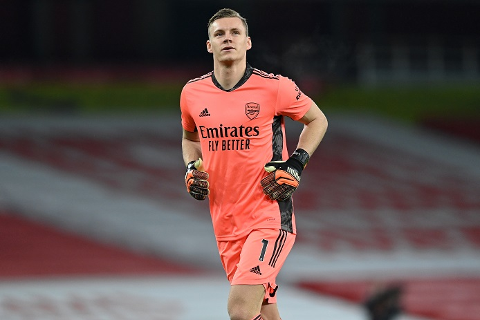 """Leno has had a shocker"""" Carney comments on Arsenal goalies contribution to  West Ham start - Just Arsenal News"""