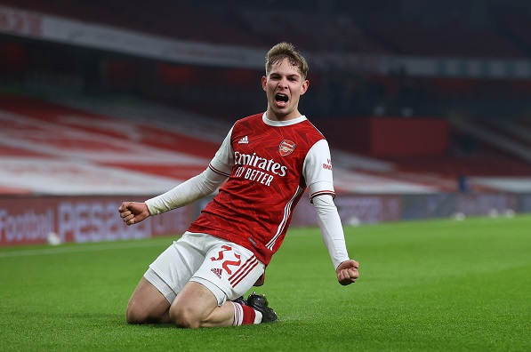 Arsenal should be laughing at such a small bid for Smith-Rowe - Just  Arsenal News