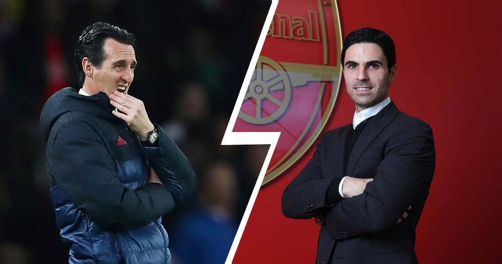 Emery is full of praise for Arteta and Arsenal ahead of Europa clash - Just  Arsenal News