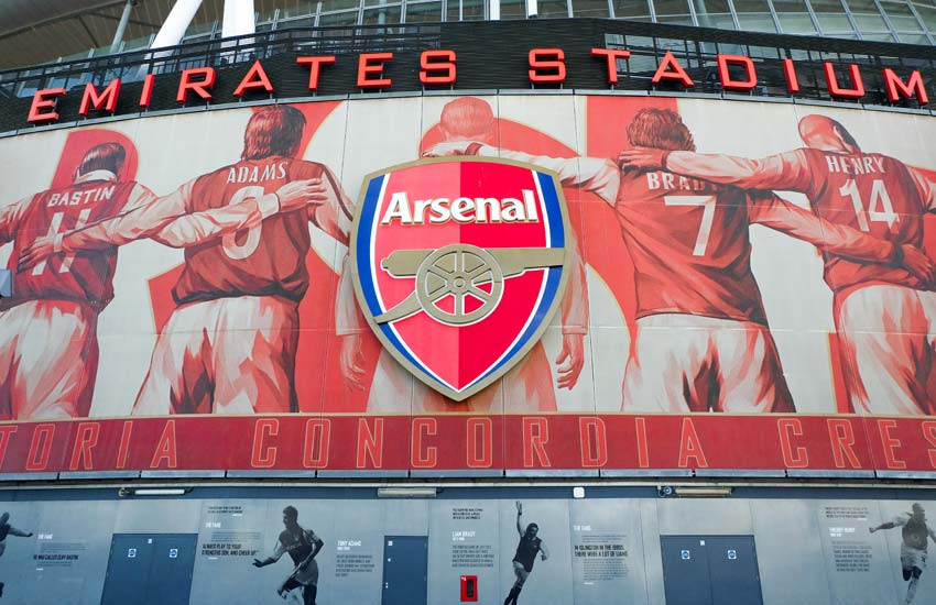 Covid passport set to be trialed in Arsenal's matches against Tottenham