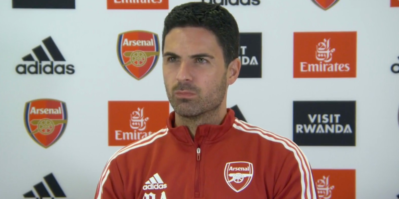 Video – Watch Mikel Arteta's thoughts on the last minute draw with Crystal Palace